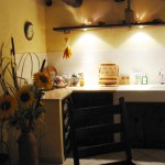 The apartment – kitchen