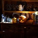 kitchen - Halloween pumpkins